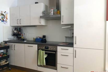 kleine Wohnung, ideal als Startwohnung/Studentenwohnung, neu saniert mit neuer Küche