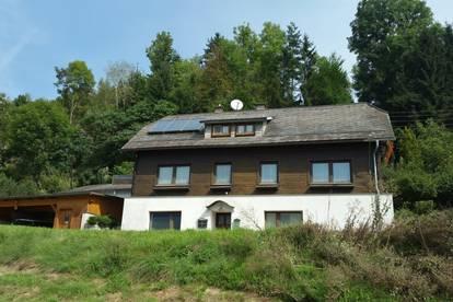 Nettes großzügiges Wohnhaus im Gurktal