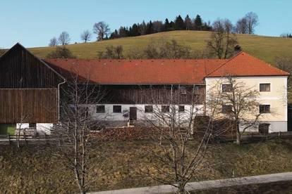 Landwirtschaftliches Anwesen - Alleinlage 32ha arrondiert mit Ötscherblick