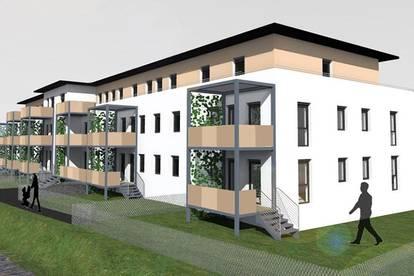 St. Aegyd am Neuwalde. geförderte 3 Zimmer Wohnung | Dachterrasse | Miete mit Kaufrecht.