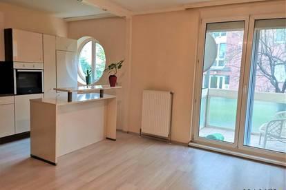 Gut geschnittene 3 Zimmer Wohnung in Baden