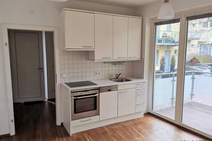 Einzigartige 2 Zimmer Wohnung mit Wintergarten und Dachterrasse in Baden