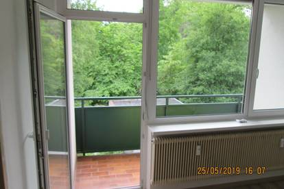 Salzburg, sonnige 52 Quadratmeter 2-Zimmer Wohnung
