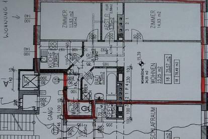 Helle moderne 3-Zimmer Wohnung ab August 2020