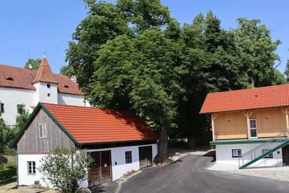 Perfekte Single/Pärchen Wohnung in traumhafter Lage beim Schloss Senftenegg. All inkl. Miete