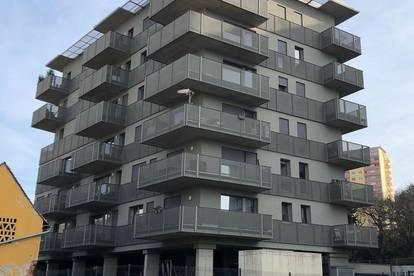 NEUBAU 2-Zimmer-Wohnung mit Balkon und Tiefgarage in umittelbarer LKH- und MedCampus-Nähe PROVISIONSFREI