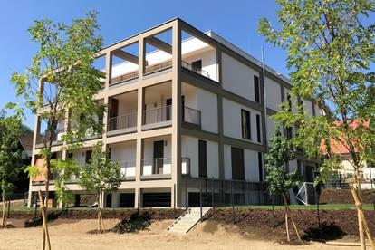 HILMTEICH - NEUBAU wunderschöne 2-Zimmer-Wohnung mit Balkon und Tiefgarage PROVISIONSFREI