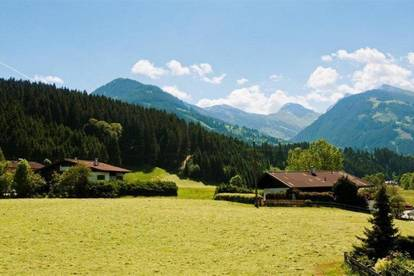 Grundstück mit Altbestand in Aurach bei Kitzbühel