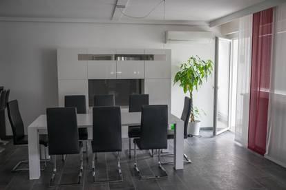 Großzügige, barrierefreie, klimatisierte Wohnung/ Loft im Zentrum von Linz