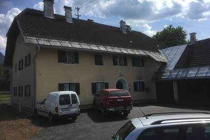 Schöne Erdgeschoss Wohnung in Globasnitz mit Garten, Keller und Garten ebenerdig