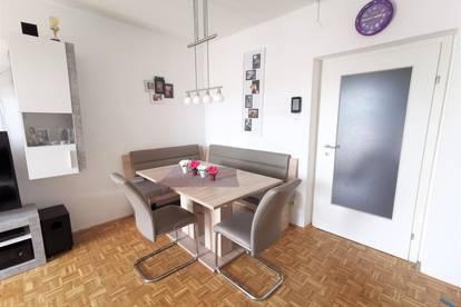 Provisionsfreie Mietwohnung in ruhiger und grüner Lage: 4 Zimmer, 86m², mit Balkon und inkl. Küche!