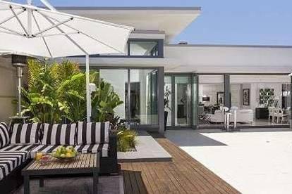 Luxus Penthouse mit  XXXXL Terrasse 146m2 - Einzigartig und uneinsehbar !! - wir sind am Bauen -