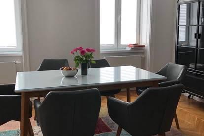 Wohnen auf Zeit in neuem City-Appartment in Gründerzeithaus im Botschaftsviertel zwischen Belvedere und Neuen Hbf.  (Kurzzeit bis 6 Monate - alles inclusive! Keine Langzeitmiete!)