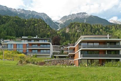3-Zimmer-Terrassen- Gartenwohnung  Traumlage in Mühlau