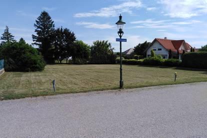 Baugrund in Breitenbrunn