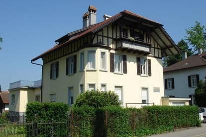 Traumhaft gelegene Maisonette-Wohnung in Jugendstilvilla