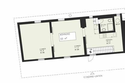 2-Zimmerwohnung (ohne Makler, keine Maklergebühr)