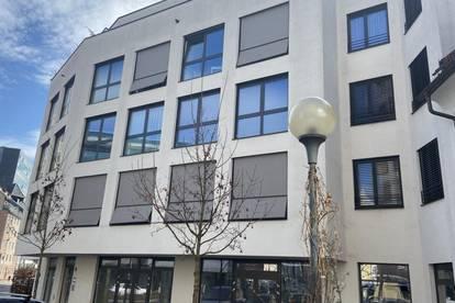 Klagenfurt Zentrum - 353 m² Geschäftsfläche + 34 m² Lager und 2 Tiefgaragen zu verkaufen.