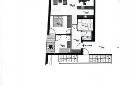 schöne 3-Zimmer Wohnung am Inn im Zentrum von Kufstein