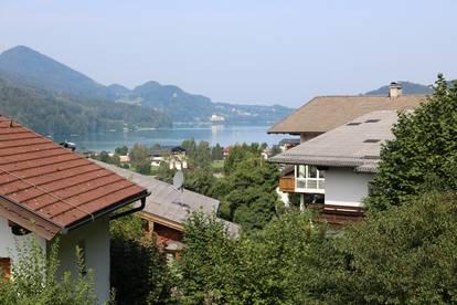 Neubau: Perfekte 3-Zimmer-Wohnung mit Seeblick in Fuschl | 67m2 + 18m2 Balkon