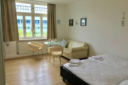 Suchen Mitbewohner für 3er WG im 2. Bezirk, bei der Vorgartenstraße, 1 helles 20m2 Zimmer