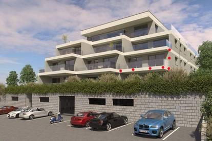 BAUSTART ERFOLGT !! -Erholsames Wohnen in Ruhelage mit Panoramablick - eXtra große Terasse - 3 Zimmer