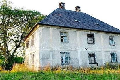 Gelegenheit für Investoren und Liebhaber historischer Anwesen