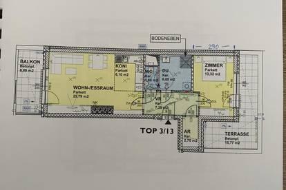 Nachmieter gesucht für Dachterrassenwohnung in Pressbaum, zentrale Lage!!