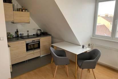 Eine helle möbilierte 30m2 Wohnung zu vermieten - 8 min zu Fuß zum Hauptbahnof, miete 480€