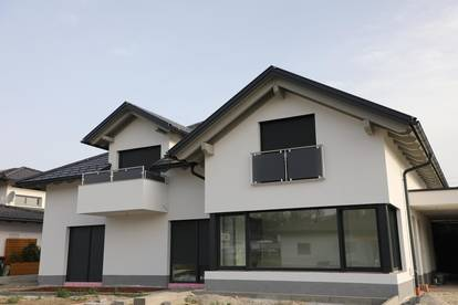 Zweifamilienhaus mit 1100m Garten / Neubau in der nähe von Braunau ( Mamling)