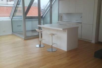 Provisionsfrei: Traumhafte DG-Wohnung in Toplage