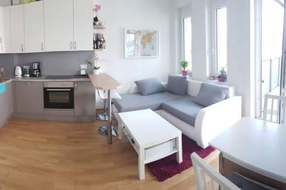 2-Zimmer Wohnung mit Balkon und Tiefgarage