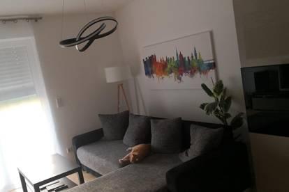Voll möblierte 2-Zimmer-Wohnung mit Terrasse und Garten – Einziehen und wohlfühlen!