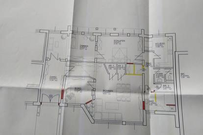 Lichtdurchflutete Großzügige und absolut Barrierefreie Wohnung/ Praxis/ Büro mit Garten und 3 Parkplätzen zu Vermieten