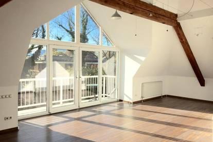 Traumhafte helle DG-Wohnung / Riedenburg