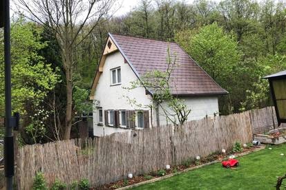 EINFAMILIENHAUS direkte Waldrandlage 2384 Breitenfurt bei Wien