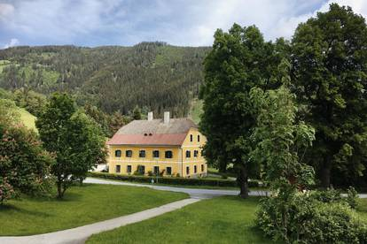 Familiensitz, Steiermark/ Ski- und Wander-Region Oberes Murtal,