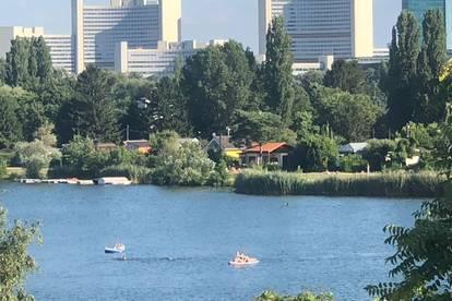 Urlaubsfeeling am Wasser / an der oberen alten Donau