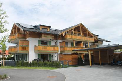 Neubau Erstbezug im Herzen von Siezenheim! Wunderschöne 3-Zimmer-Dachgeschoßwohnung mit Panoramablick