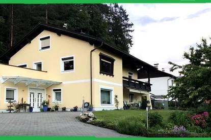 2geschoßige, großzügige Eigentumswohnung  in sonniger, grüner Ruhelage in Maria Rain und kurzer Anbindung zu Klagenfurt und Infrastruktureinrichtungen