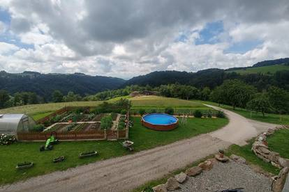Vermiete Bauernhofwohnung