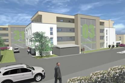 PENTHOUSE - Wohnen im Grünen (Neubau) mit großer Terrasse - im sofortigen Eigentum