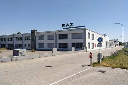3€ je m2 Betriebs-/Lagerhalle in Ober-Grafendorf