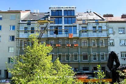 1210 | WIEN | Dachgeschosswohnungen