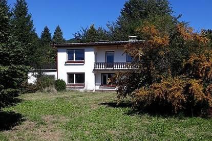 Baugrund ca 2000m² und Einfamilienhaus SANIERUNG oder ABBRUCH in 8724 Spielberg GROSSER GRUND