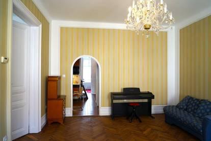 Drei schöne WG-Zimmer in herrlicher Altbauwohnung. Toplage. Nur Studentinnen.