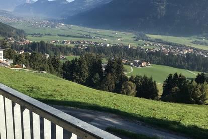 Neues möbiliertes Apartment mit herrlichem Panoramablick über das wunderschöne Zillertal