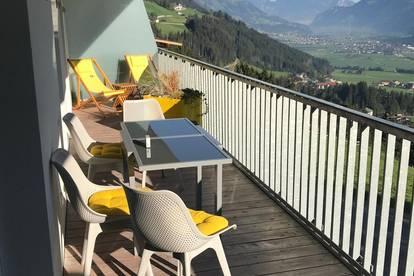 Schönes möbiliertes Apartment in Kaltenbach zu vermieten