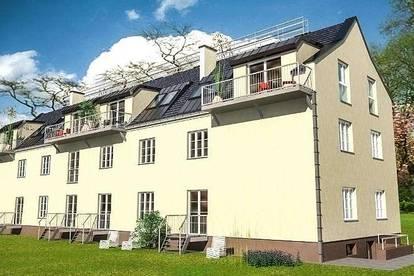 Projekt: HYBRIDgold statt Sparbuch!!!  ... einzigartige Architekten-Dachgeschosswohnungen mit Naturblick