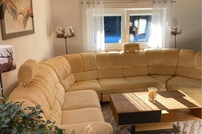 Vollmöbliert, extravagante Erdgeschoss-Maisonette-Wohnung mit Gartenanteil.